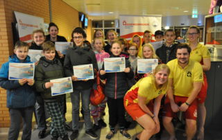 zwemexamen Reddingsbrigade IJmuiden