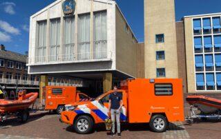 IJRB-lid Thom Rozemeijer krijgt Jeugdlintje voor reddingen in zee