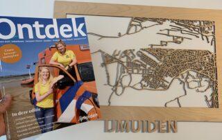 Cover van magazine Ontdek Velsen