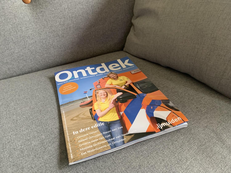 Magazine Ontdek Velsen