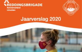 Jaarverslag 2020 Reddingsbrigade IJmuiden