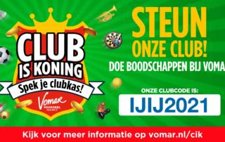 Sparen met de Vomar Voordeelkaart voor de Reddingsbrigade IJmuiden